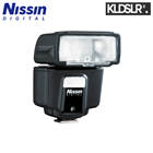 Nissin i40 Compact Flash for Sony Cameras (DSC World Warranty)